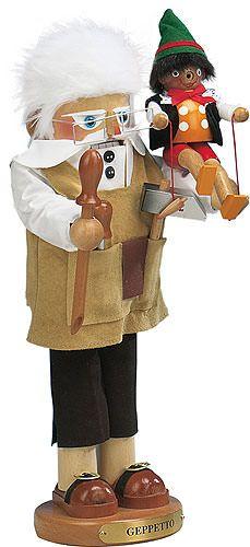 Nutcracker Geppetto - 40cm / 16 inch - Limited Edition