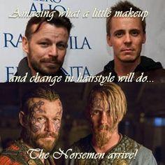 New characters on The Vikings - season 4 (113) Twitter
