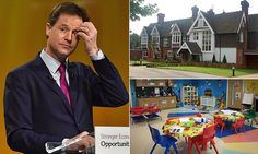 Yet more Government waste of YOUR money. Clegg's £30m asylum unit is axed after just 5 years