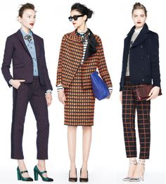 Can I just own an entire J. Crew store or have a wardrobe entirely made of J. Crew attire someday! Pretty please Lord? Seriously it would be a dream come true. I just love everything about their clothes! (J.Crew Courtesy Images)