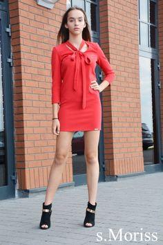 sukienka zaprojektowana przez polską markę s.Moriss, znajdź nas na Facebook!: www.facebook.com/lovesmoriss/  s.moriss s moriss smoriss  sukienka koktajlowa, sukienka, suknia, sukienka na wesele, sukienka wizytowa, koronka, rozkloszowana, kobieca, modna, Cold Shoulder Dress, Dresses With Sleeves, Facebook, Long Sleeve, Fashion, Moda, Sleeve Dresses, Long Dress Patterns, Fashion Styles