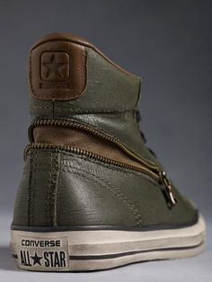 John Varvatos x Converse Zip Back I kind of have to own these