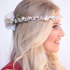 acessório, casamento, flower crown, coroa de flores, tiara de flores, coroa de flores comprar, g.offer, tiara de flores comprar, tiara de flores pequenas, tiara de flores casamento, acessórios para cabelo, coroinha de flores, headband, presilha, grampo - G. Offer