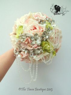 Flower Bouquet by The Tiara Boutique