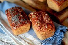 Paleta Smaku: Prosty chleb z ziarnami słonecznika
