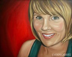 Self Portrait Oil, x Veronica, Oil, Portrait, Painting, Headshot Photography, Painting Art, Portrait Paintings, Paintings, Painted Canvas