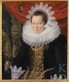 Catharina van Heemskerck, Circle of Joachim Wtewael, 1626