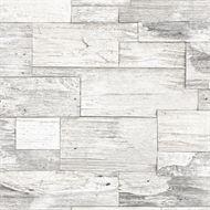 Superfresco Easy 52cm X 10m Shiplap Wood Wallpaper Bunnings Warehouse Shiplap Wood Wood Wallpaper Wood Plank Wallpaper