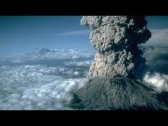Volcano Eruption - The Eruption of Mt St Helens (1980) - Rare Footage