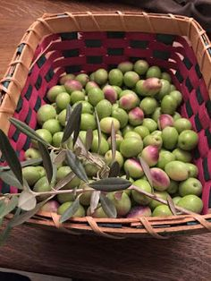 Rockin' The Kitchen: Curing Olives at Home