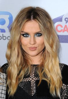Perrie Edwards's Brave Face Has Nothing to Do With That Zayn Breakup