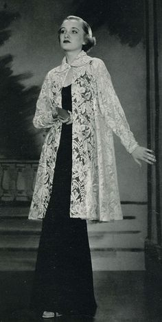 Image result for 1930's capes