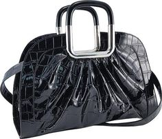 $88.00-$328.00 Koret Women's Square handle Satchel KD53805 Medium Handbag,Black - Koret Handbags in Black. Koret Iconic bag Material: 100% Polyurethane. Handbag Trends,Satchels,Faux Leather Bags,Exotic Prints,Double Handles,Faux Leather,Koret Handbags,Patent Handbags,Convertible Satchels http://www.amazon.com/dp/B005GSETBM/?tag=pin0ce-20