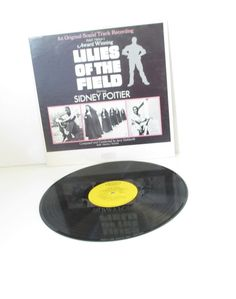 Lilies of the Field Starring Sidney Poitier by AJsRockinRecordCo, $100.00