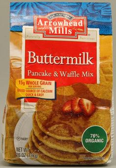 Arrowhead Mills Buttermilk Pancake  Waffle Mix  26 oz  2 pc >>> Learn more by visiting the image link.(This is an Amazon affiliate link and I receive a commission for the sales)