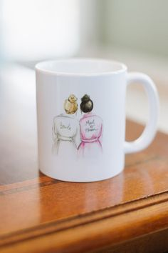 Maid of Honor mug/ gift