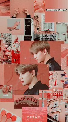 Kpop Wallpapers, Cute Wallpapers, K Wallpaper, Tumblr Wallpaper, Taemin, Vaporwave Anime, Movies And Series, Jung Woo, Perfect Boy