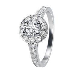 イコーヌ ソリティア - Van Cleef & Arpels(ヴァン クリーフ&アーペル)の婚約指輪(エンゲージメントリング)ヴァンクリーフアーペルの婚約指輪・エンゲージリングをまとめました!