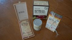Win an Ecuadorian Chocolate Prize Pack from Republica del Cacao