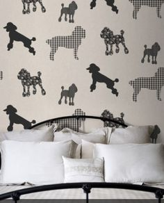 Poodle Wallpaper even in your dreams