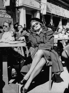 Berlin Woman 1943 #CityofWomen