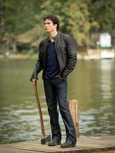 Not everyone is 100% behind the cure that's to be found on 'The Vampire Diaries,' especially Ian Somerhalder. The Hollywood Reporter has the scoop on what's happening to the crew as they stand divided.  The Vampire Diaries airs 8/7c Thursdays on The CW.
