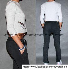 Zapraszamy na nasz fanpage www.facebook.com/muvufashion   Link do bluzy: www.cd.pl/yqd