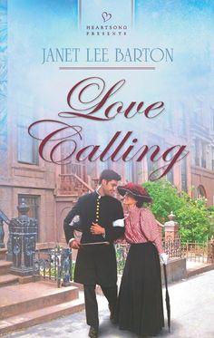 Janet Lee Barton - Love Calling / #awordfromJoJo #CleanRomance #ChristianFiction #JanetLeeBarton