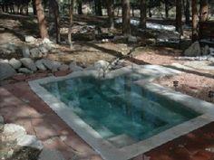Private Colorado Hotspring Vacation Rental Vacation Rental in Nathrop,CO #homeaway