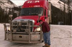 Ice Road Truckers Fan Dies 'Living His Dream'
