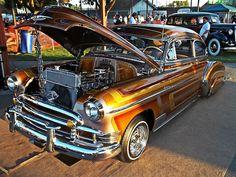 1950 Chevrolet Fleetline Lowrider Bomb: Pan Dulce