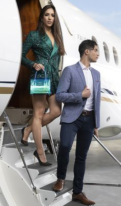 Chris and Maria onlocation with a private jet Private Jet, Sydney Australia, The Selection, Model, Style, Fashion, Swag, Moda