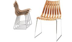Scandia Junior 1957, dining chair by Hans Brattrud for Fjord Fiesta, available at Morlen Sinoway Chicago 312.432.0100