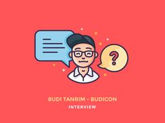 Interview: Budi Tanrim – Budicon  http://iconutopia.com/interview-budi-tanrim-budicon/