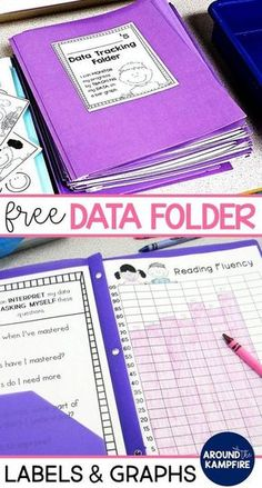 Managing Data Folders in the Primary Classroom Teach your and grade students to monitor their own progress and take ownership of their learning using data folders. Simple and effective classroom management tips for using data folders in the p Effective Classroom Management, Classroom Management Tips, Behavior Management, Time Management, Primary Classroom, School Classroom, Classroom Ideas, Primary Teaching, 4th Grade Classroom Setup
