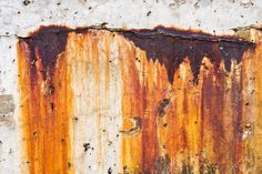 Image result for rust stained stone