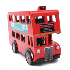 Le Toy Van London bus with Driver. Already bought this gem.