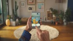 "IKEA Place is our new app that lets you virtually ""place"" IKEA products in your space. It's a new way to experience IKEA, and it's currently available on iPh. E Commerce, Virtual Reality, Delft, Ikea App, Store Mobile, Ikea Mobile, Apple Ios 11, Best Interior Design Apps, Shopping"