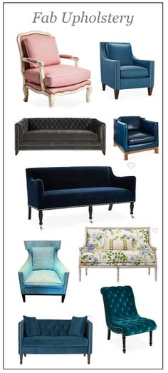 I love this - there is a chesterfield for a steal! New today