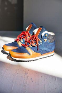 Reebok Classic Leather GL 6000 Mid Sneaker