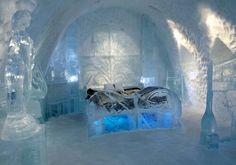 Arriva il caldo vuoi stare al fresco? Prenota l'ICE Hotel a Jukkasjärvi in Svezia