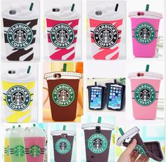 Starbucks 3D Silicone Coffee Cup Phone Case Cover For iPhone5S/6S/6Splus/Samsung | Cell Phones & Accessories, Cell Phone Accessories, Cases, Covers & Skins | eBay!