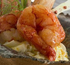 Gamberi agli agrumi, ricotta e bottarga - Smeralda blog Shrimp, Meat, Blog, Blogging
