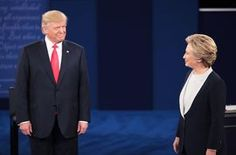 Can social media call the election?     - CNET   Its the moment of truth.   On Tuesday the country will elect either Donald Trump the divisive outsider who defied the odds to capture the Republican nomination or Hillary Clinton the polarizing insider who represents the Democrats.  In this rare moment of civility during one of the ugliest campaigns ever will voters using social media declare whether Republican presidential nominee Donald Trump or Democratic nominee  Hillary Clinton will be…