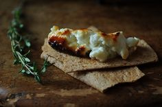 Gojee - Roasted Feta with Thyme Honey by Food 52