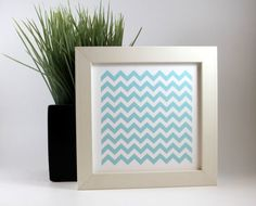 Online marketing is a huge part of growing your online business. However, you shouldn't neglect the opportunities available to you for offline marketing to supplement the promotion that you do online.    Chevron Zig Zag Geometric Wall Art Home Decor Print - Blue by: craftedbylindy