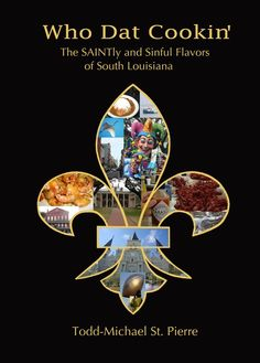 Y'all ready for some real food? From top-notch tailgating to celebratory cocktails! From game-night appetizers to Super Bowl party pleasers! From Lenten seafood to Mardi Gras favorites & rich desserts! Score a touchdown with the tastiest recipes from the state that 's home to the best eating & the best sports-teams in the world! Whether you're a fan in Ohieaux or Idaheaux... Chicageaux or San Francisceaux... WHO DAT say dey gonna out-cook Louisiana? YEAH YOU RIGHT! http://amzn.com/1453845569