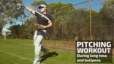 #BaseballWorkouts for #Pitchers and #Fielders (#Throwing).  #BaseballPrecise4001 Power Trainer #BaseballResistance exercises for a #Pitcher, incorporate with your #PitchingWorkout program, strength training during regular #BaseballPractice. Pitchers can use our #BaseballTraining aid for warm-up exercises, #LongToss, and throwing a #Bullpen  #BaseballTraining #Pith #PitchingDrills #PitchingCoach BaseballPrecise.com