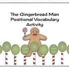 FREEBIE: Related to Common Core Math Positional Words. I am having so much fun with the gingerbread man! I was in the classroom of one of my favorite teacher friends and she told me about this idea! I k...
