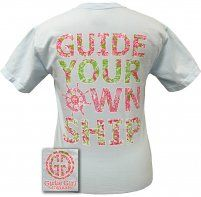 Guide Your Own Ship Chambray Comfort Color